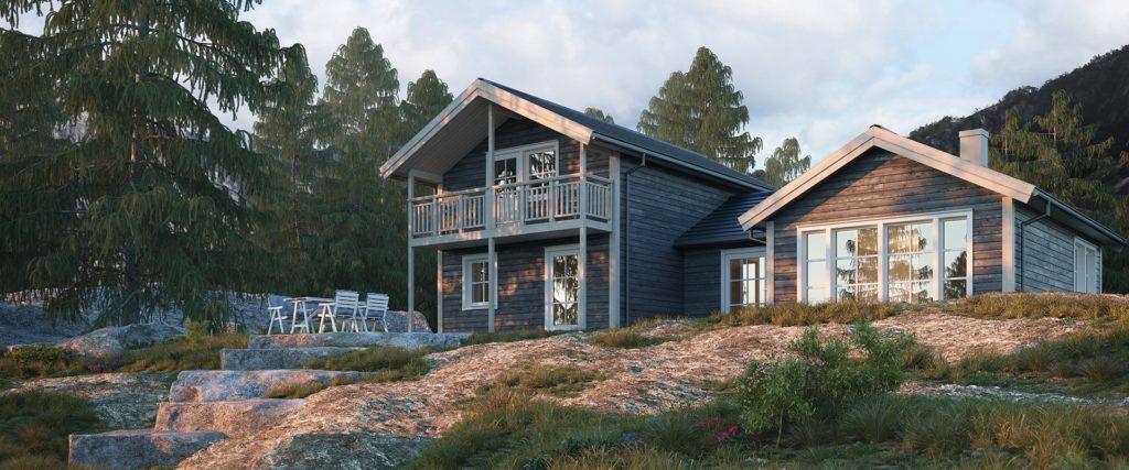 Skeie Bygg Systemhus hytte fritidsbolig Lindeland 1 1920x800