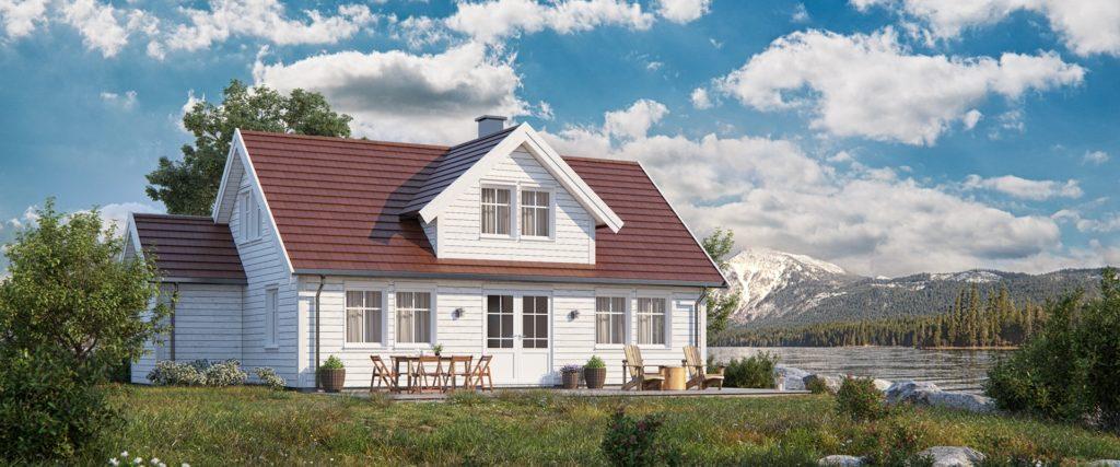 Skeie Bygg Systemhus hytte fritidsbolig Srlandshytten 1 1920x800