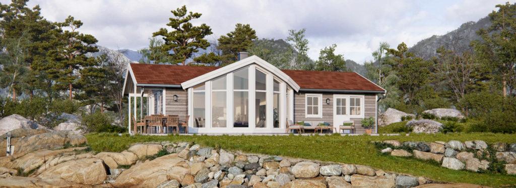 Skeie Bygg toppbilde panorama01 hytte 01